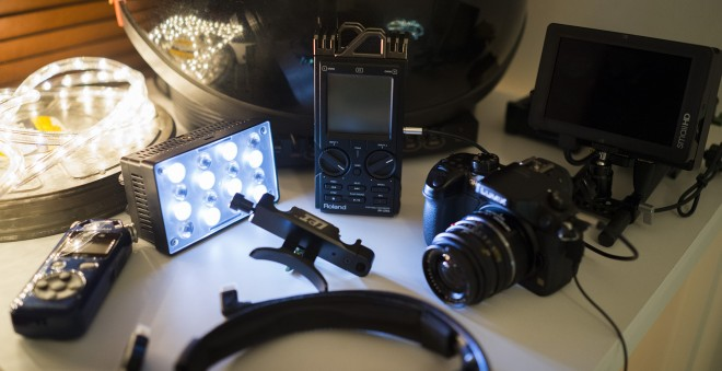 GH3 guide accessories and audio