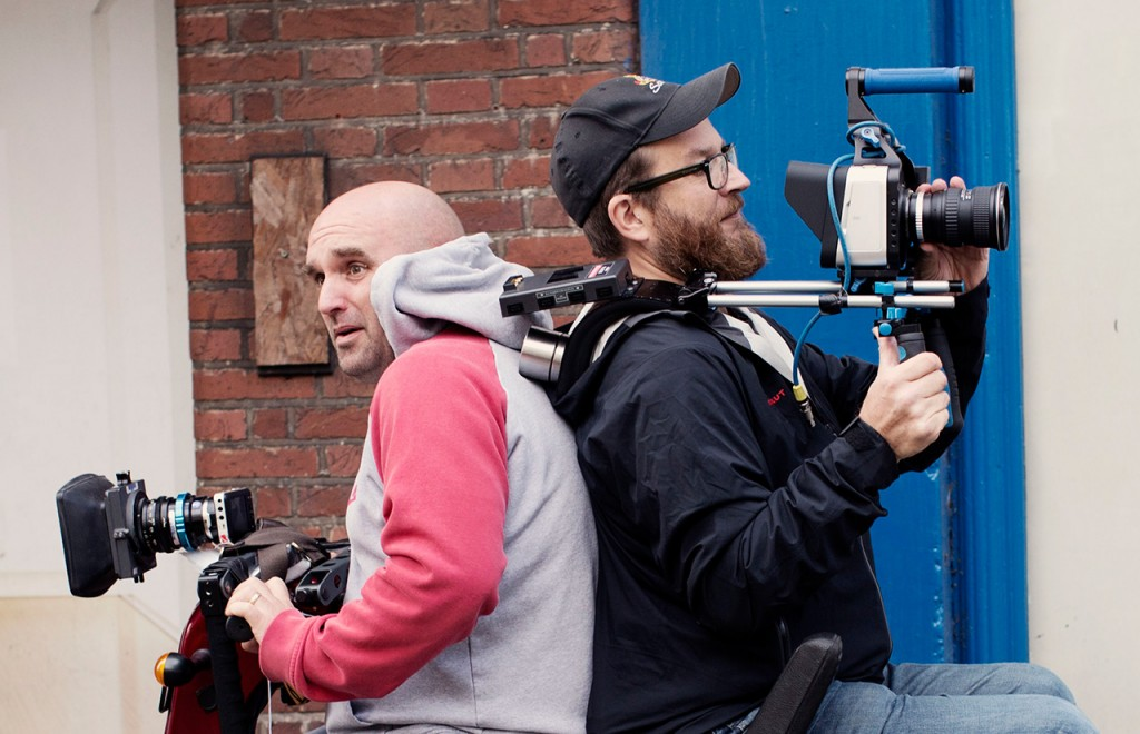Shane Meadows - Blackmagic shoot for Jake Buggs