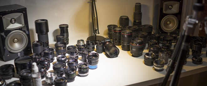 Lenses for the A7R