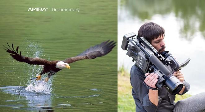 AMIRA documentary camera