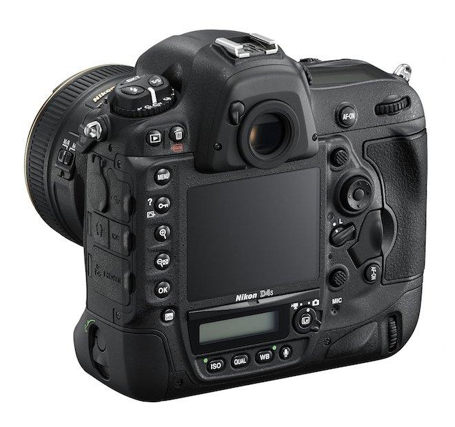 Nikon D4S video mode