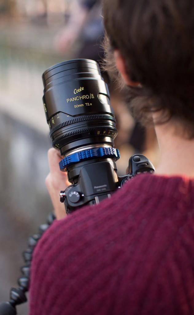 Frank Sauer - GH4 and Cooke PL cinema lens