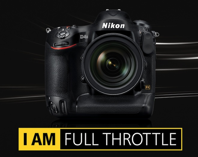 Nikon D4S video quality not suitable for pro use - EOSHD