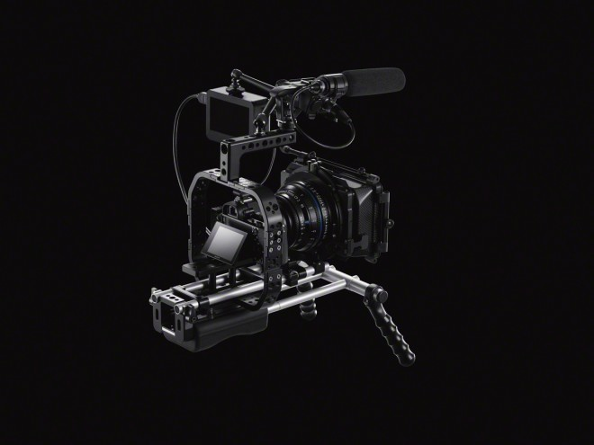 A7S rig