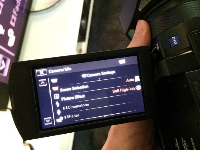 ax100-camera-menu