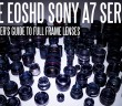The EOSHD Sony A7 Series Guide to Full Frame Lenses