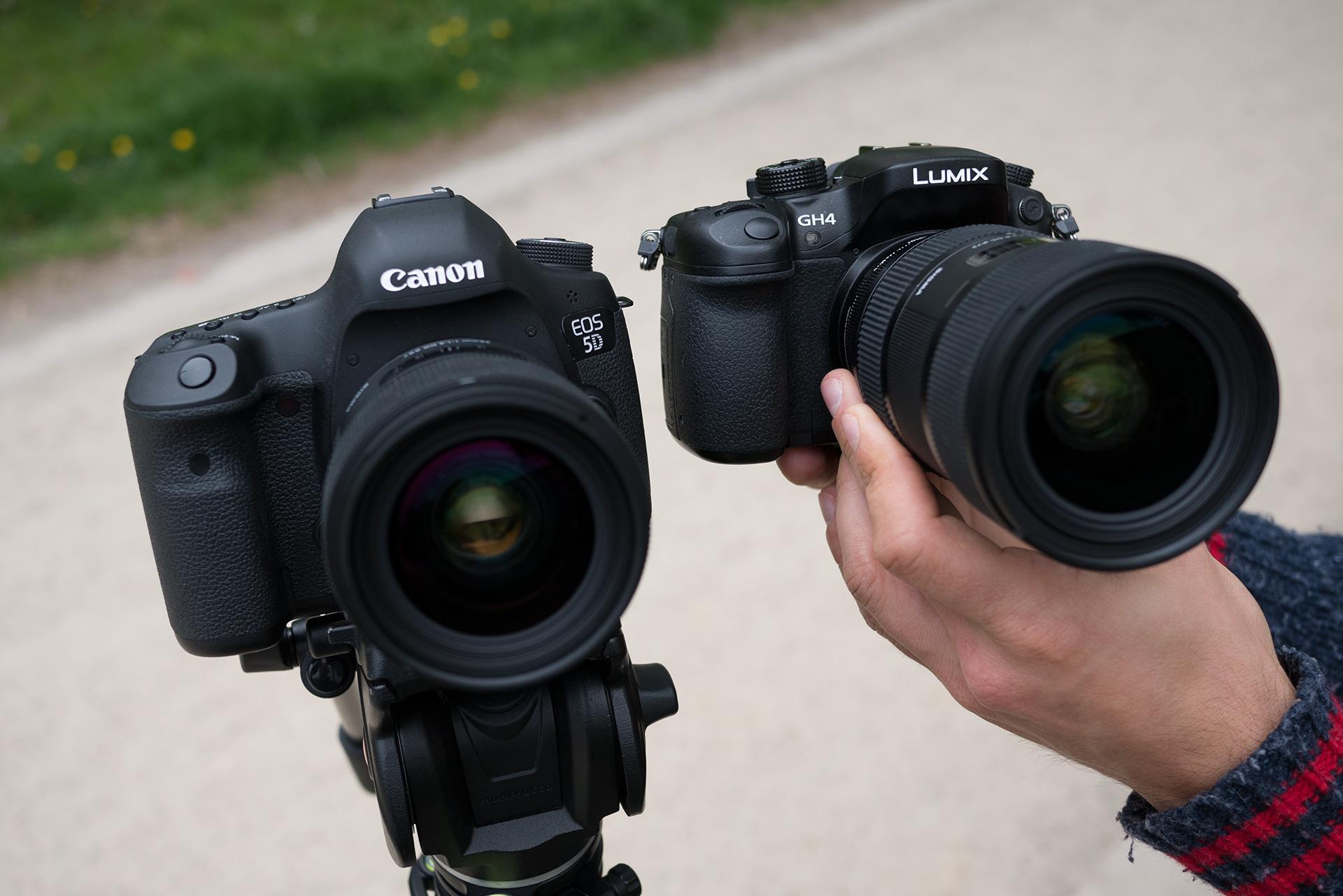 Camera Hybrid Camera Vs Dslr market for dslrs shrinking dramatically and why canon nikon are to blame eoshd