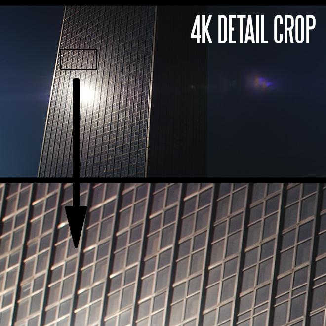 GH4 4K detail crop