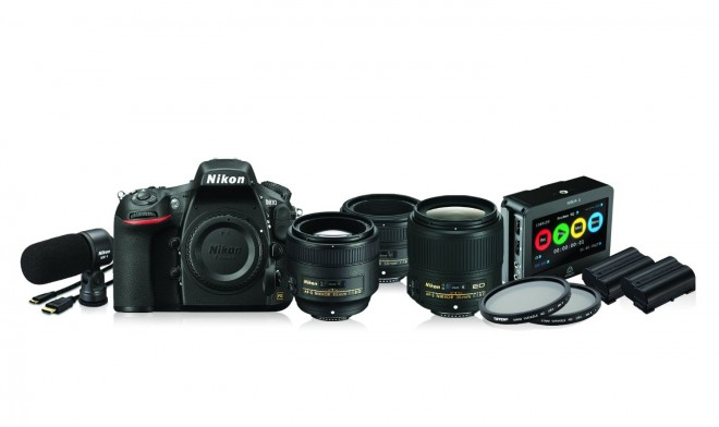 Nikon D810 filmmakers kit