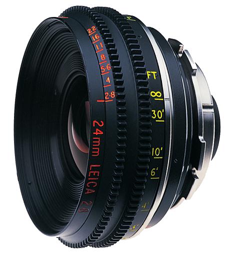 Van Diemen Leica lens