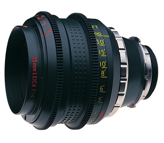 Van Diemen Leica 35mm F1.4