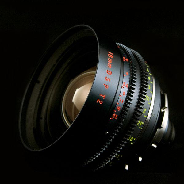 Van Diemen lens