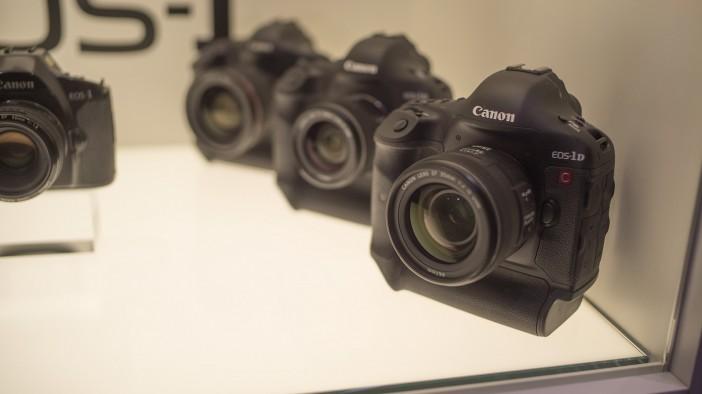 Canon Photokina 2014 - 1D C
