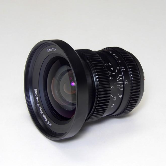SLR Magic 10mm T2.1