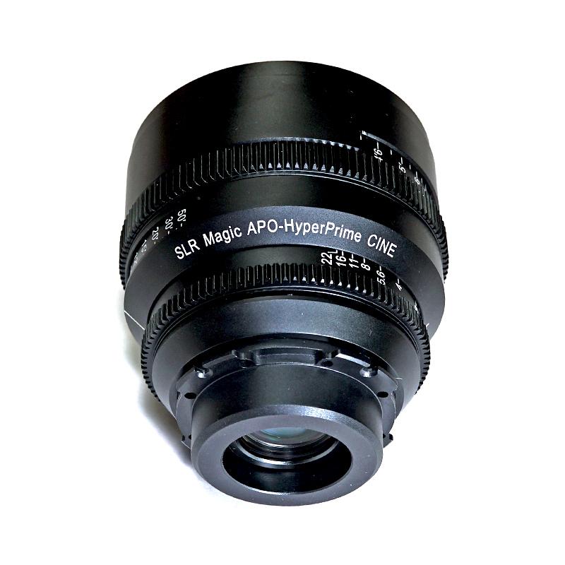 SLR Magic APO HyperPrime CINE 50mm T2.1