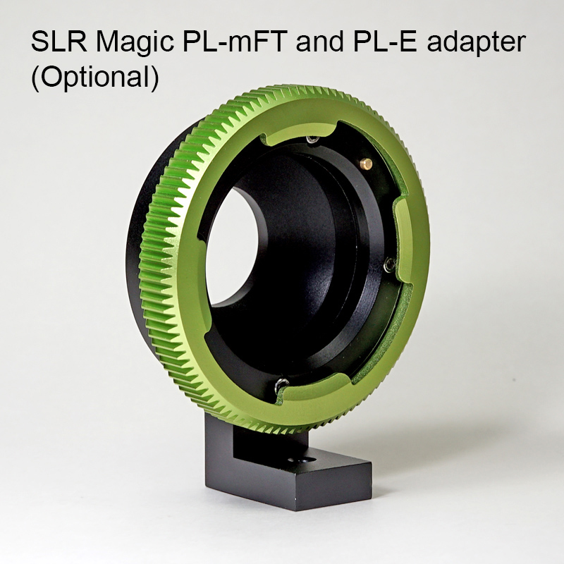 SLR Magic PL adapter