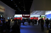 Canon at Photokina