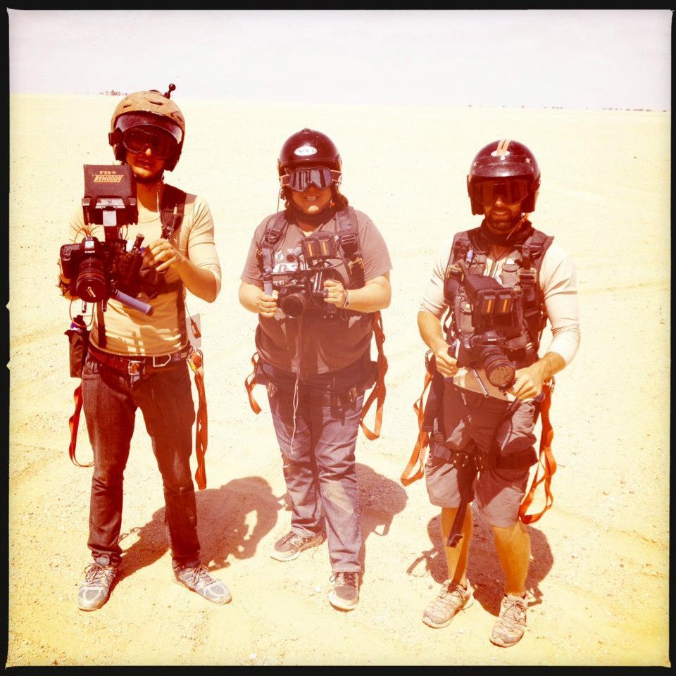 5D Mark II - Mad Max Fury Road
