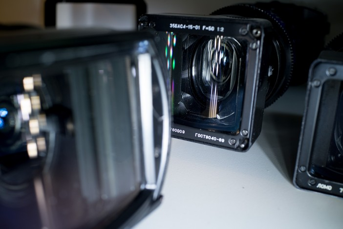 LOMO square front anamorphic lenses are unreliable, old, rare, irreplaceable, heavy but truly beautiful