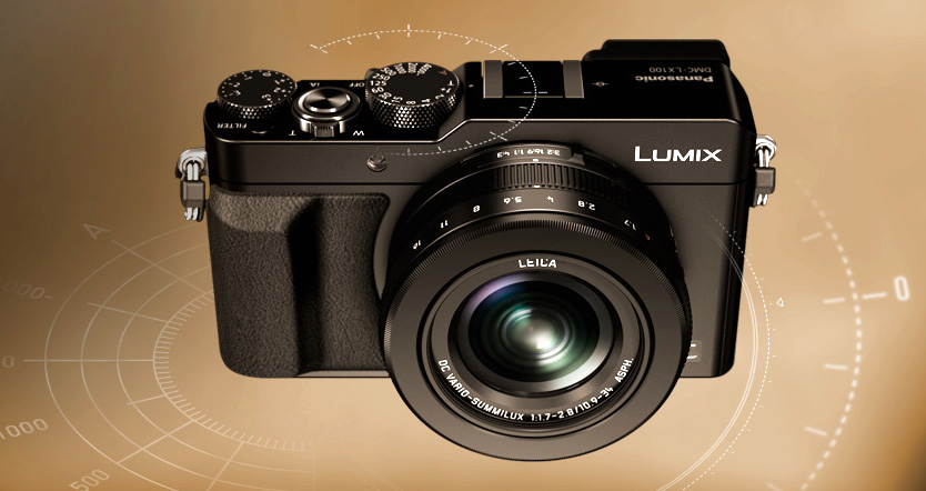 Lumix Full Frame Camera