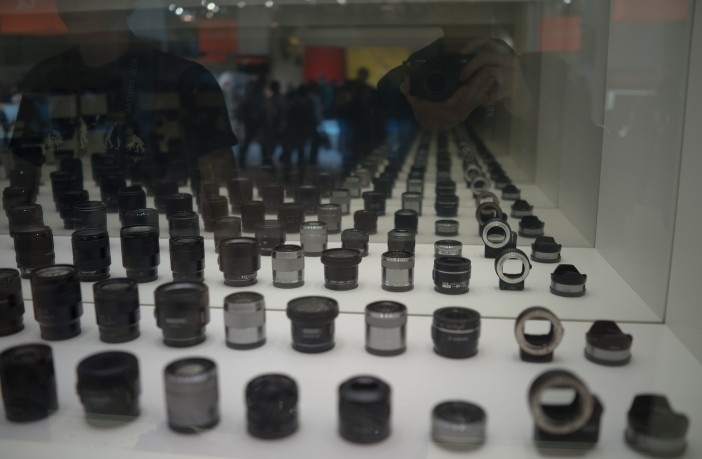 Sony E-mount lenses