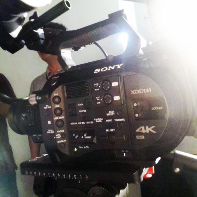 Sony FS700 Mk II