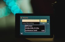 Panasonic GH4 firmware update version 2.0 and 4K Photo Mode