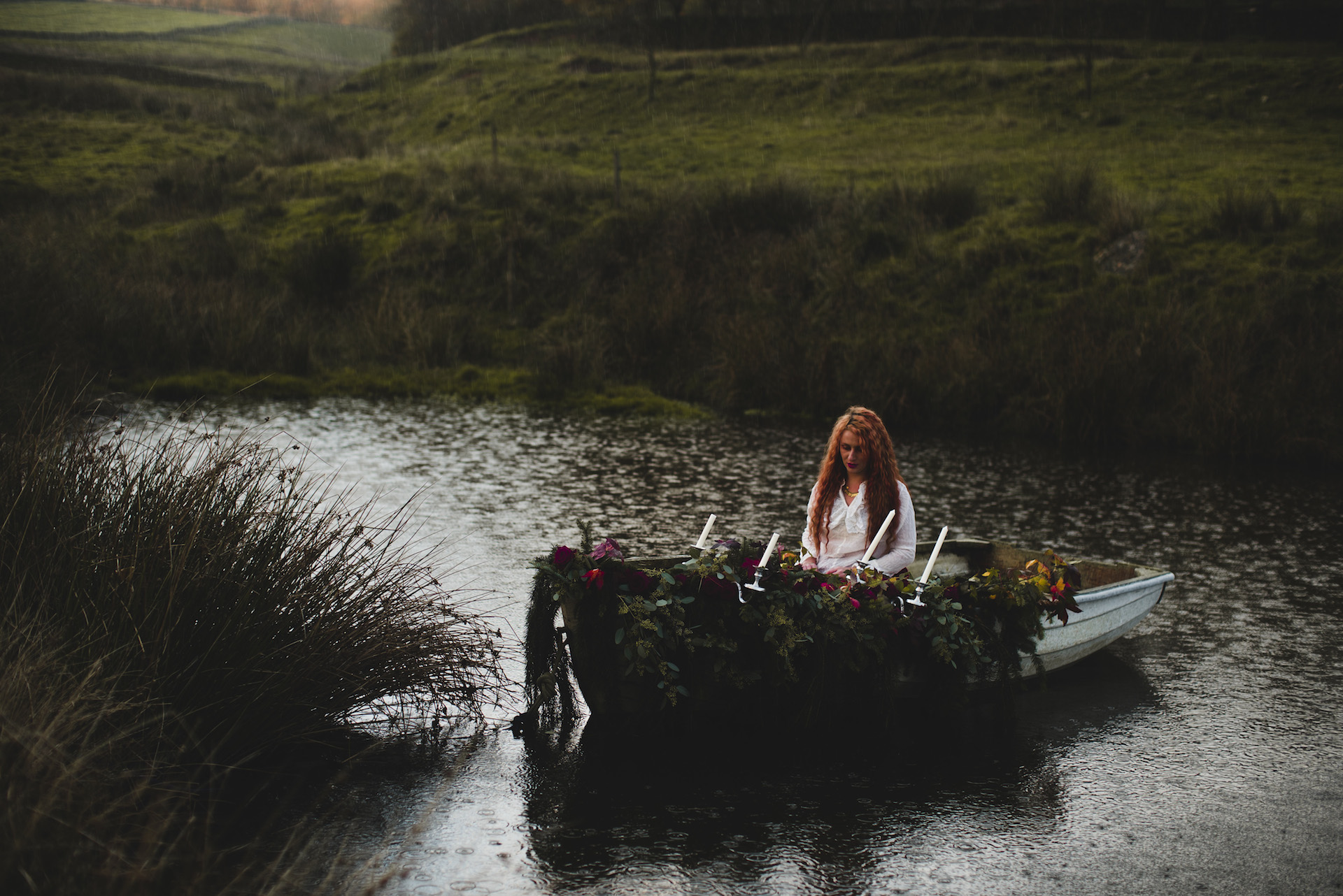 Lady of Shalott - Rain