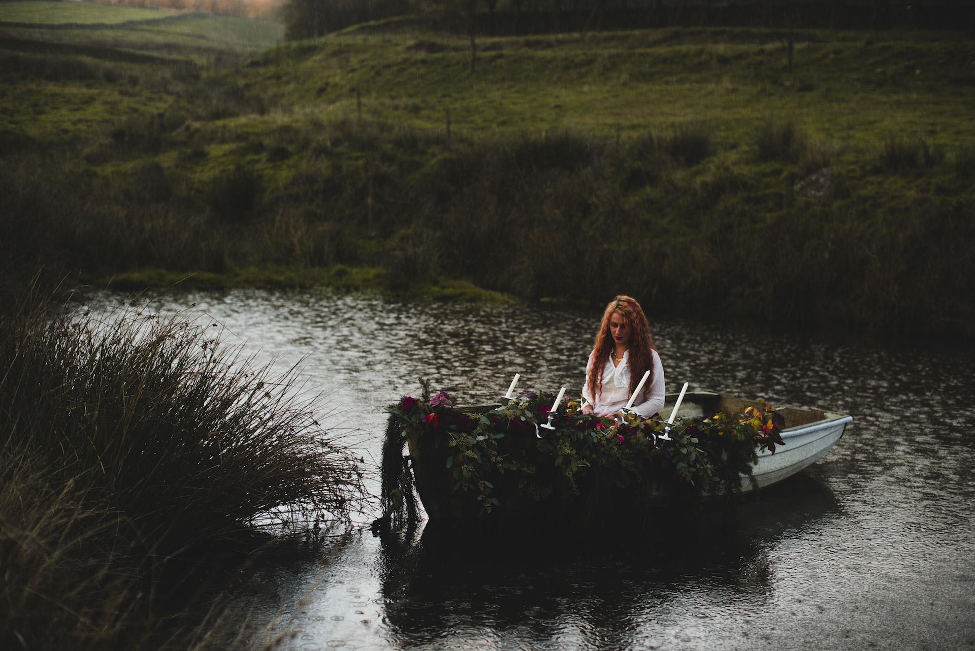 Lady of Shalott - Rain