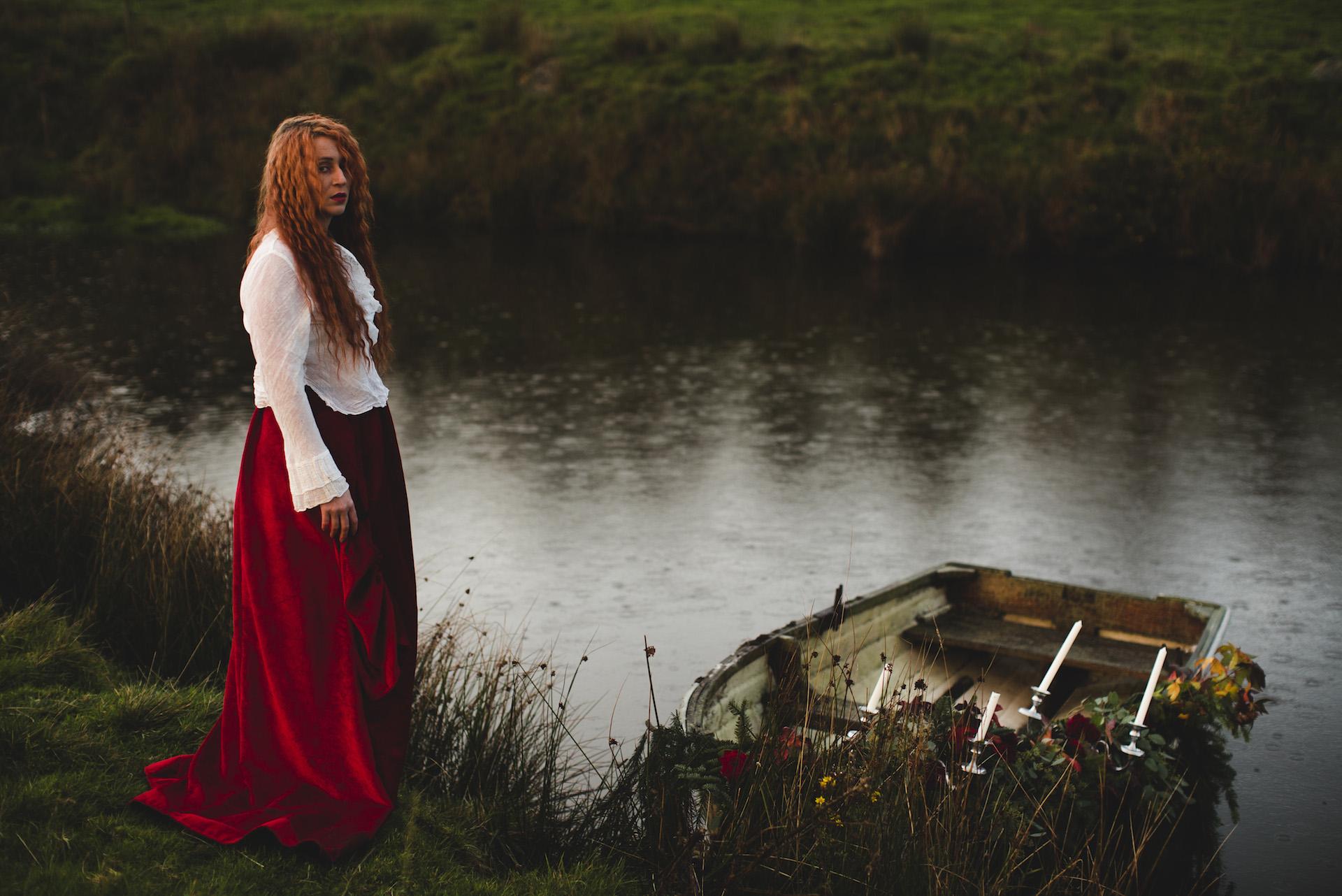 Lady of Shalott - Dress