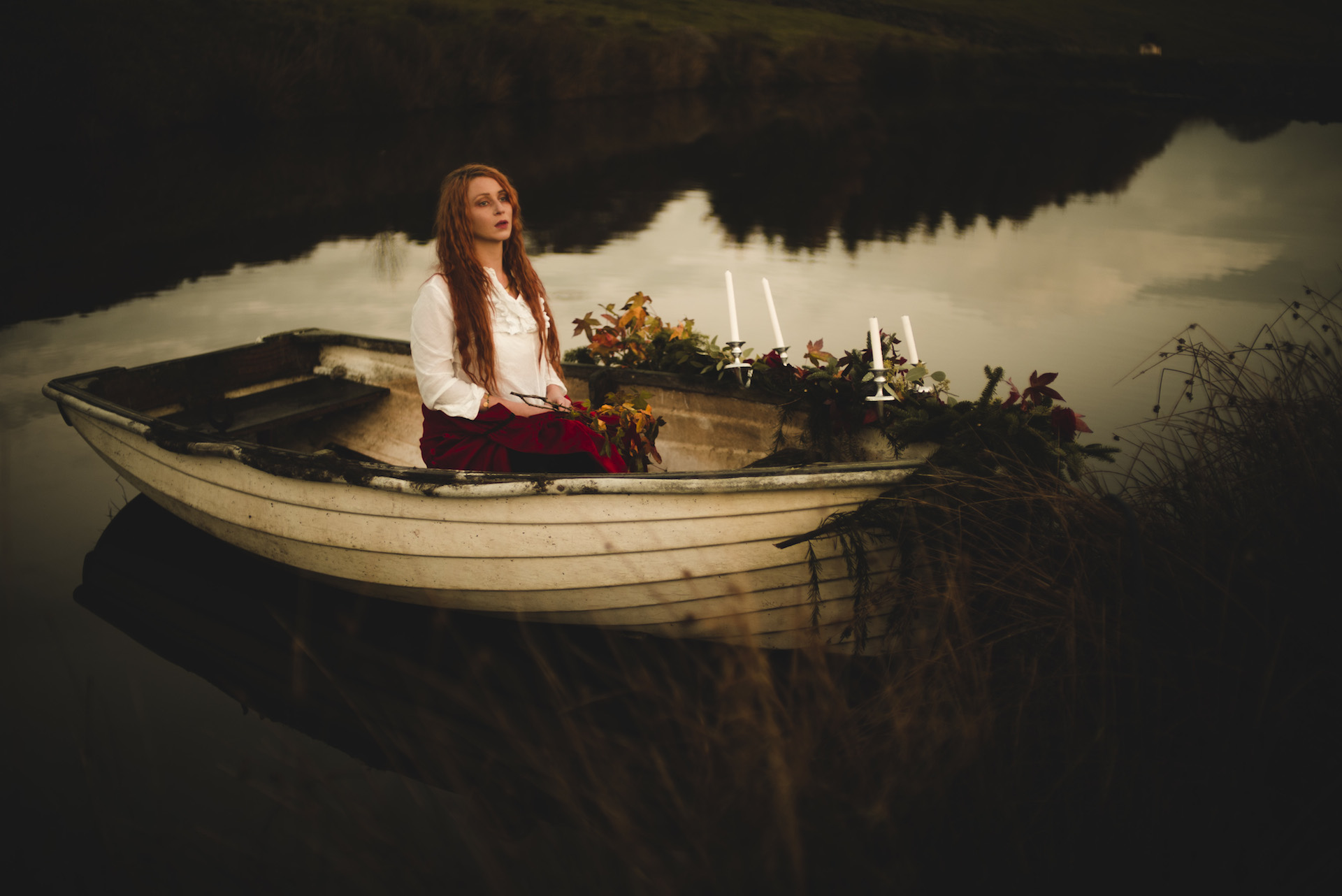 Lady of Shalott - Lake