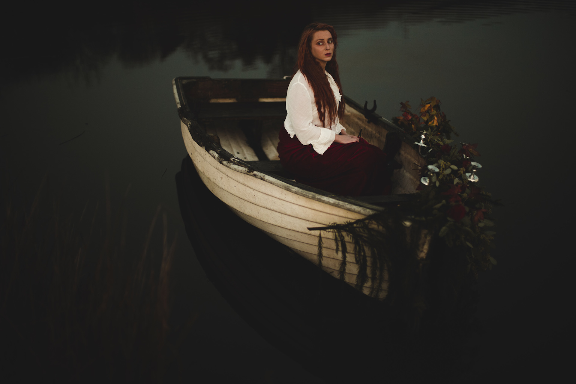 Lady of Shalott - Afloat