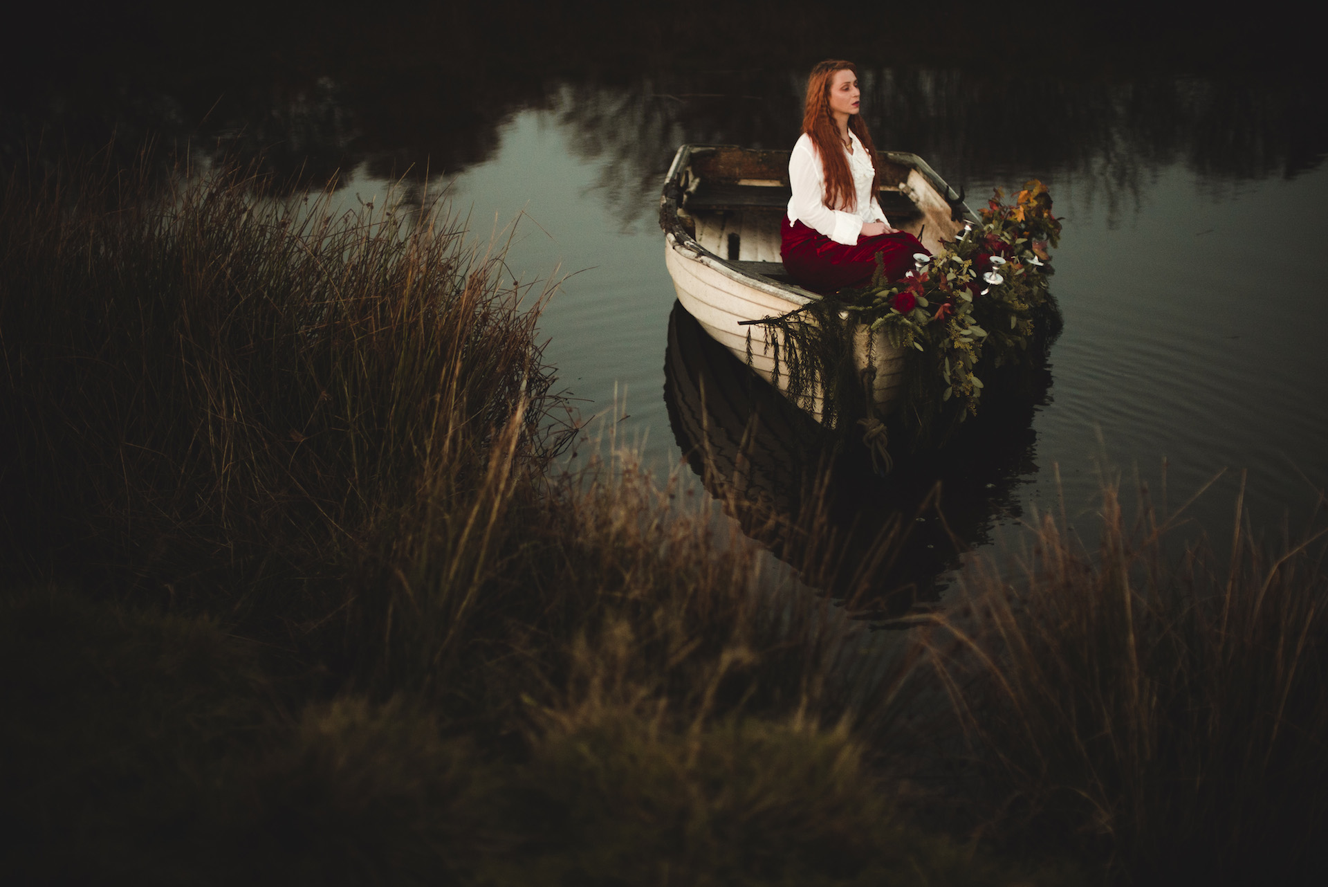 Lady of Shalott - Poetic