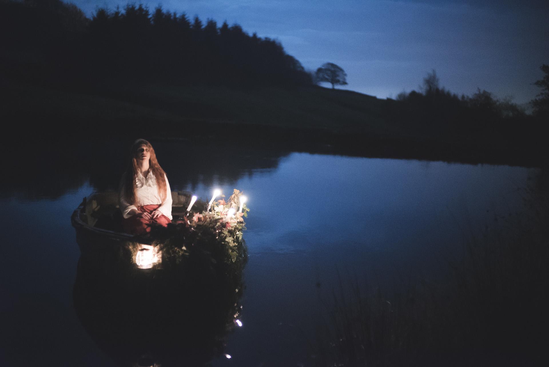 Lady of Shalott - Moonlight