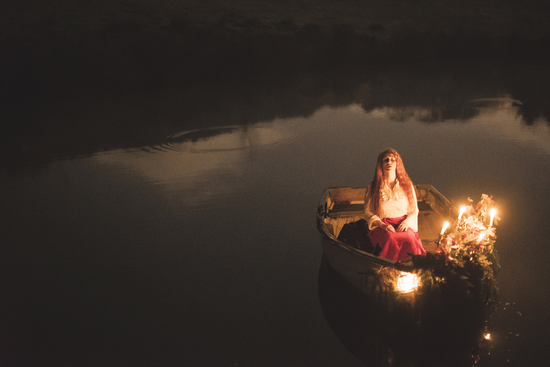 Lady of Shalott - Candlelight
