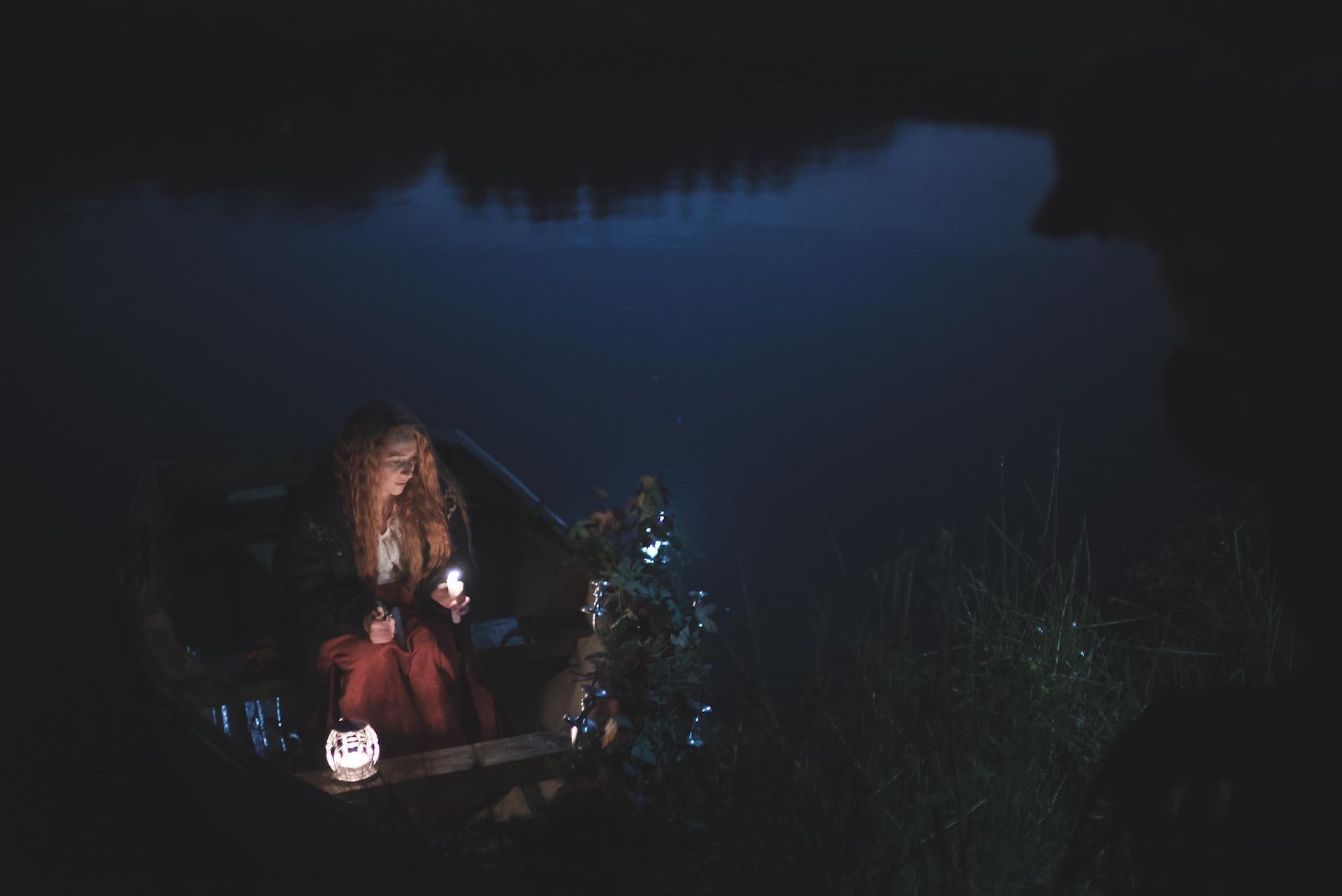 Lady of Shalott - Lantern