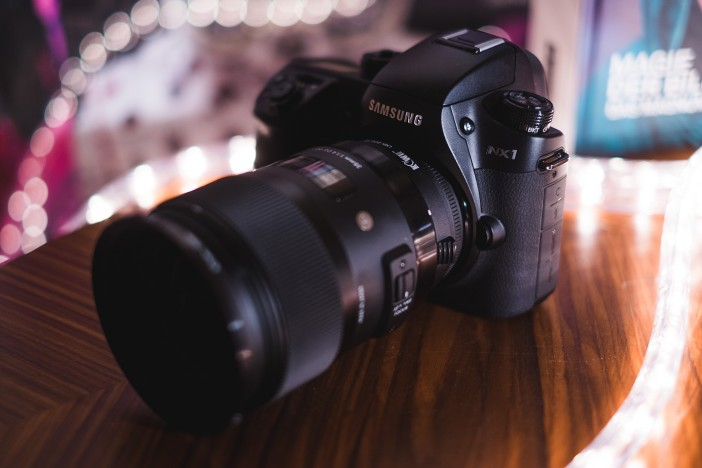 Samsung NX1 4K mirrorless camera