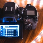 Video recording options on the Samsung NX1