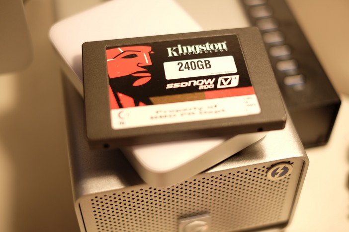 Yosemite OS-X third party Kingston SSD