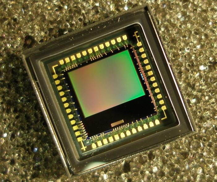 A CMOS sensor