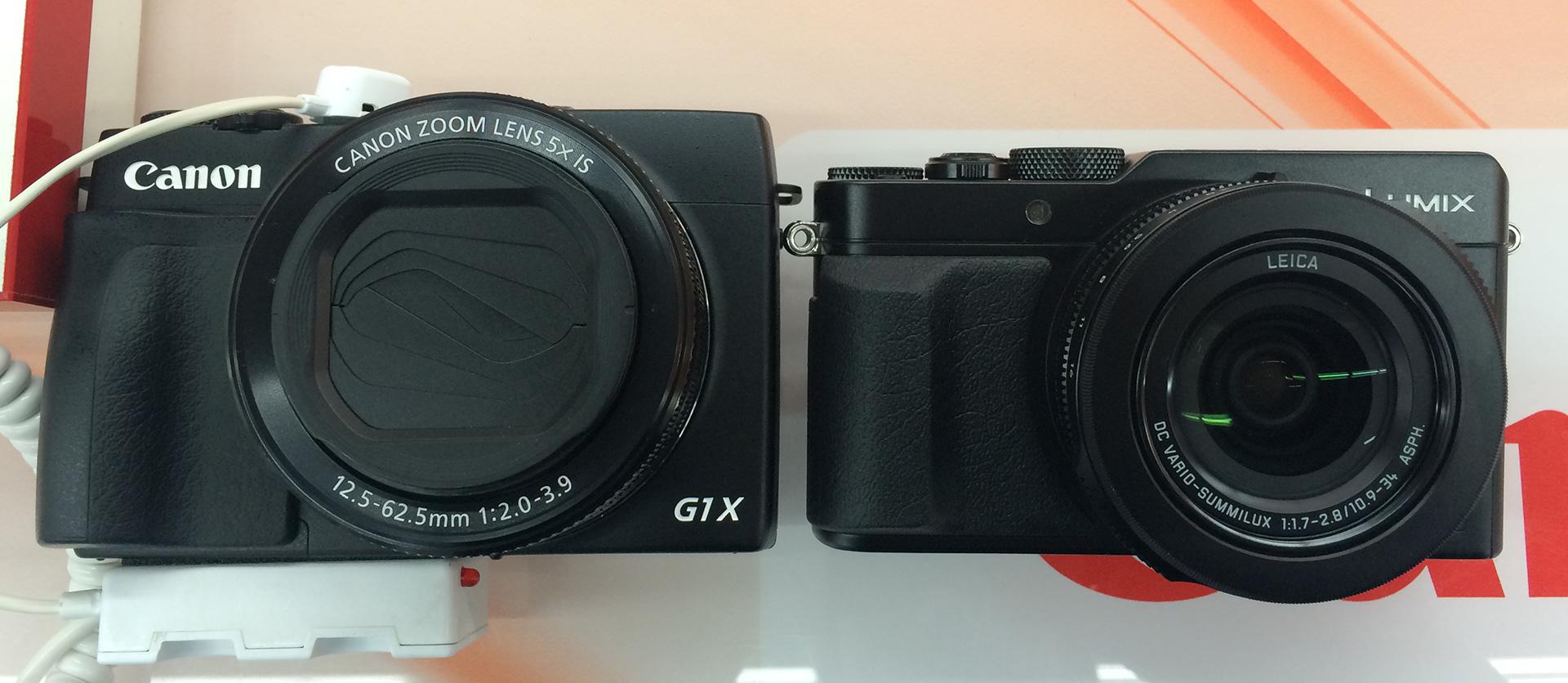 canon g1x vs g16 video er