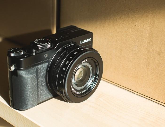 Panasonic LX100 4K compact