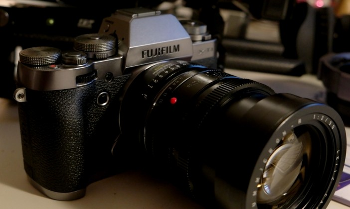 Samsung NX1 - ISO 1600 (crop from 4K video frame)