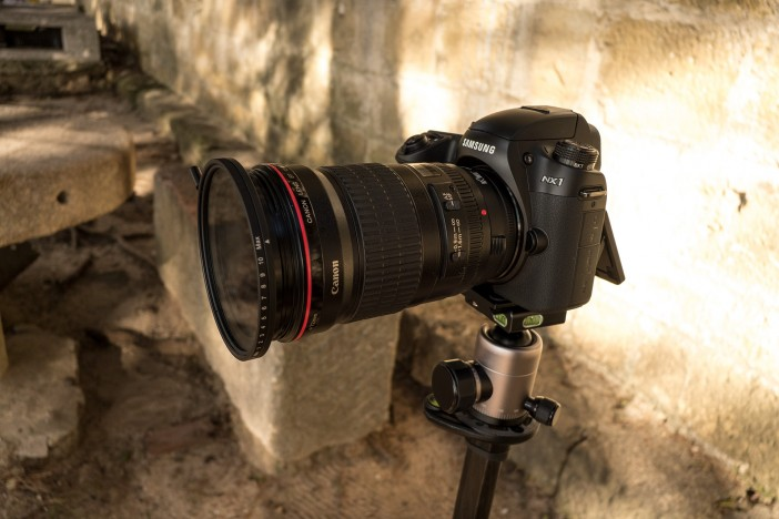 NX1 with Canon 135mm F2.0L