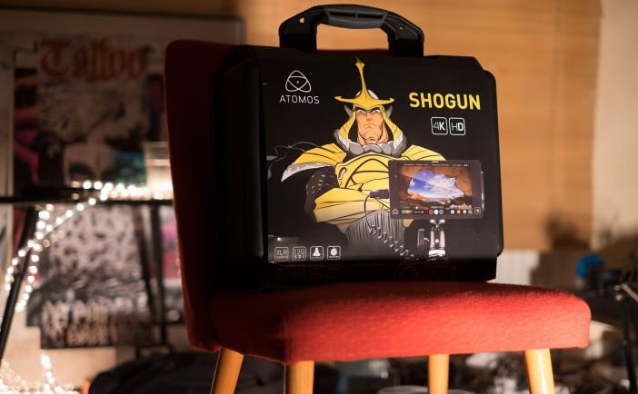 Atomos Shogun - packaging
