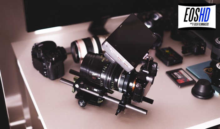 Atomos Shogun and Sony A7S with Metabones PL adapter / Cooke S4i Mini 50mm T2.8