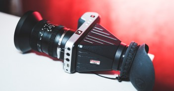 SLR Magic 10mm T2.1 and Zacuto Z-Finder for the BMPCC