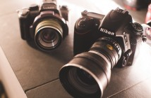 Nikon D750 with Dog Schidt Optiks FF38
