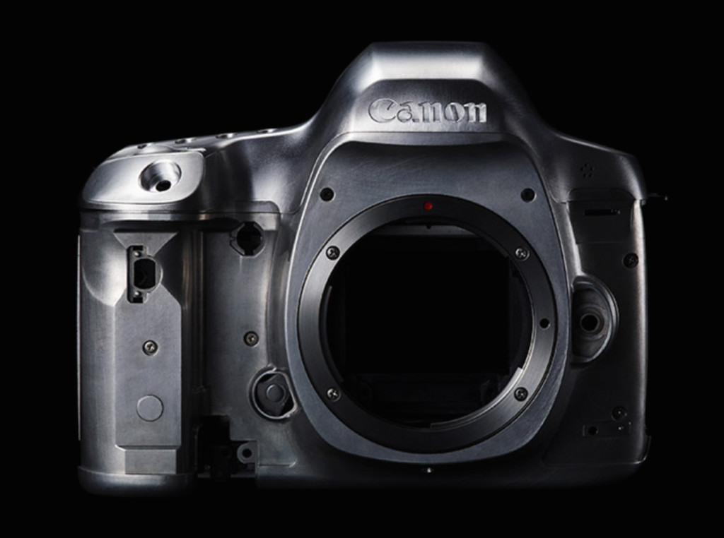 Canon 5DS - body