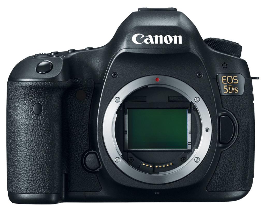 Canon 5Ds sensor